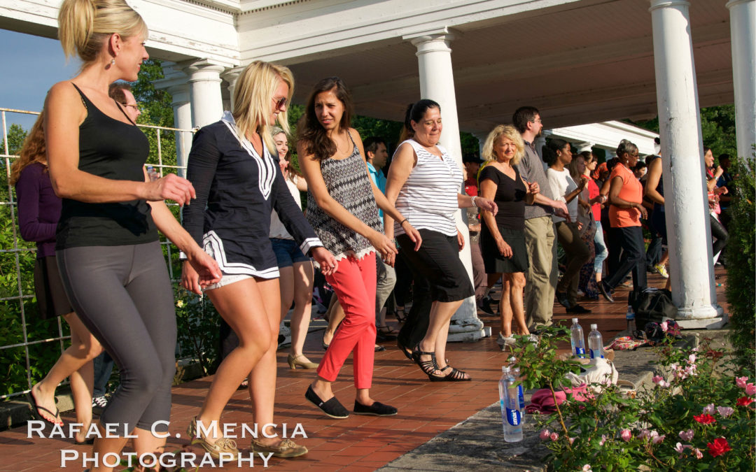 Summer Salsa and Latin Dancing at Salsa in the Park, 2021