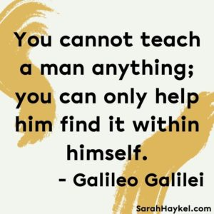 sarah-haykel-quotes