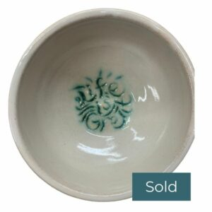 Inspiring ceramic arts cereal bowls love life is great inspirational sarah haykel