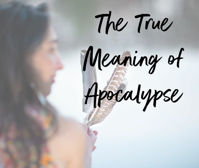 "Richard Rohr on the True Meaning of ""Apocalypse"""