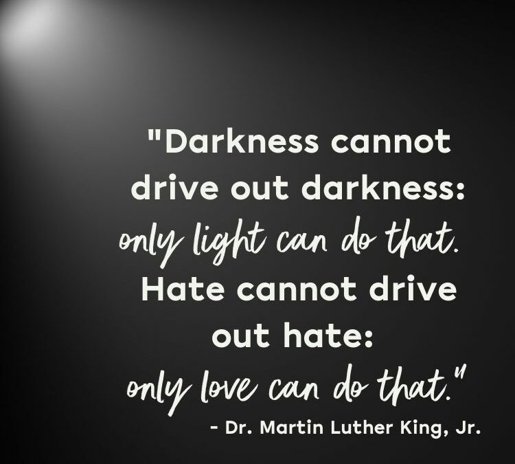 Dr. Martin Luther King Jr.: Darkness and Light