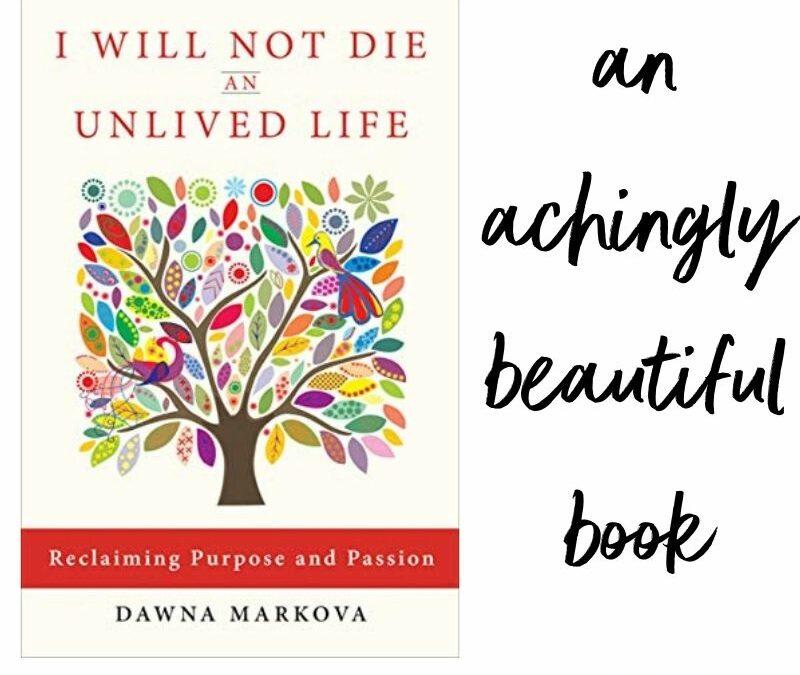 The Impact of Dawn Markova's Powerfully Reflective Book